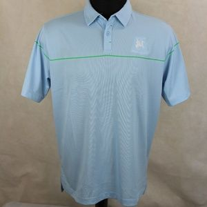 Columbia Golf Omni-wick Polo Shirt Dorchester NWT